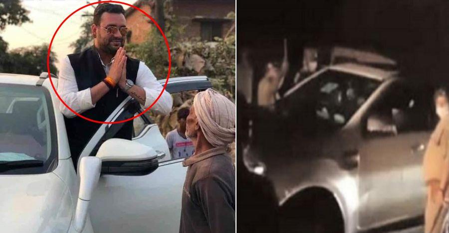 UP MLA uses Yogi Adityanath's name to break lockdown in luxury SUV: ARRESTED [Video]