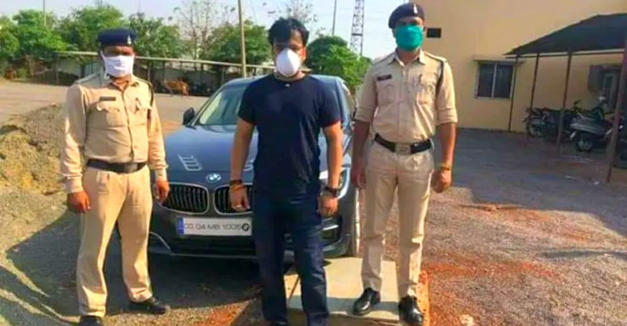 BMW SEIZED, youth ARRESTED after livestreaming joyride during Corona Virus lockdown [Video]
