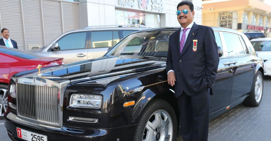 Scam-accused billionaire BR Shetty & his collection of luxury cars
