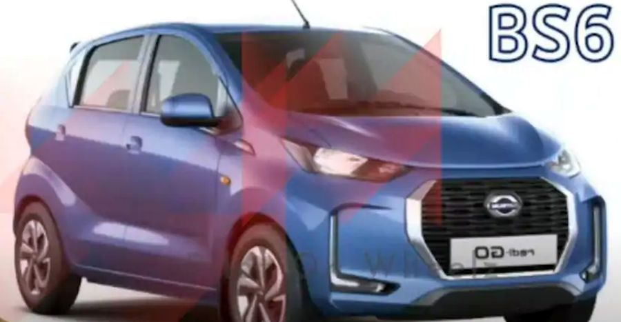 Datsun Redi-Go facelift: Variant details leaked before launch