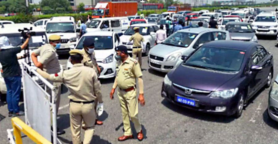 Lockdown 4.0: inter state travel, cars, cabs allowed