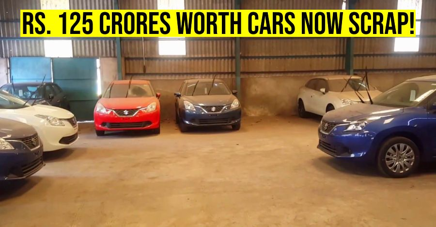 Maruti Suzuki writes off Rs. 125 crore of BS4 parts and components