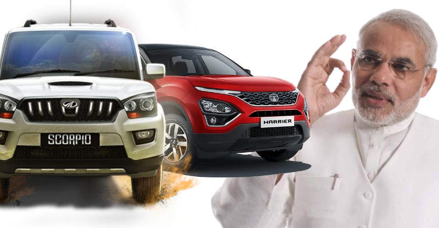 Vocal for local: 5 Indian alternatives for PM Modi's BMWs & Range Rovers