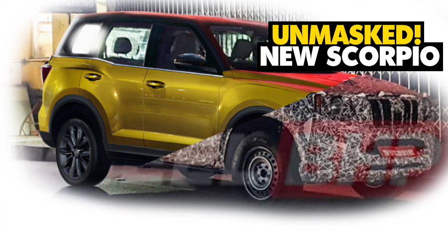 All-new Mahindra Scorpio: EXCLUSIVE take on the production version