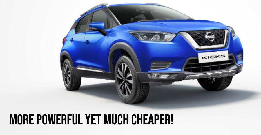 BS6 Nissan Kicks turbo petrol launched: More powerful yet CHEAPER than Kia Seltos & Hyundai Creta