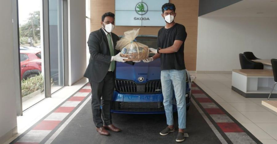 Skoda delivers India's first Octavia RS 245