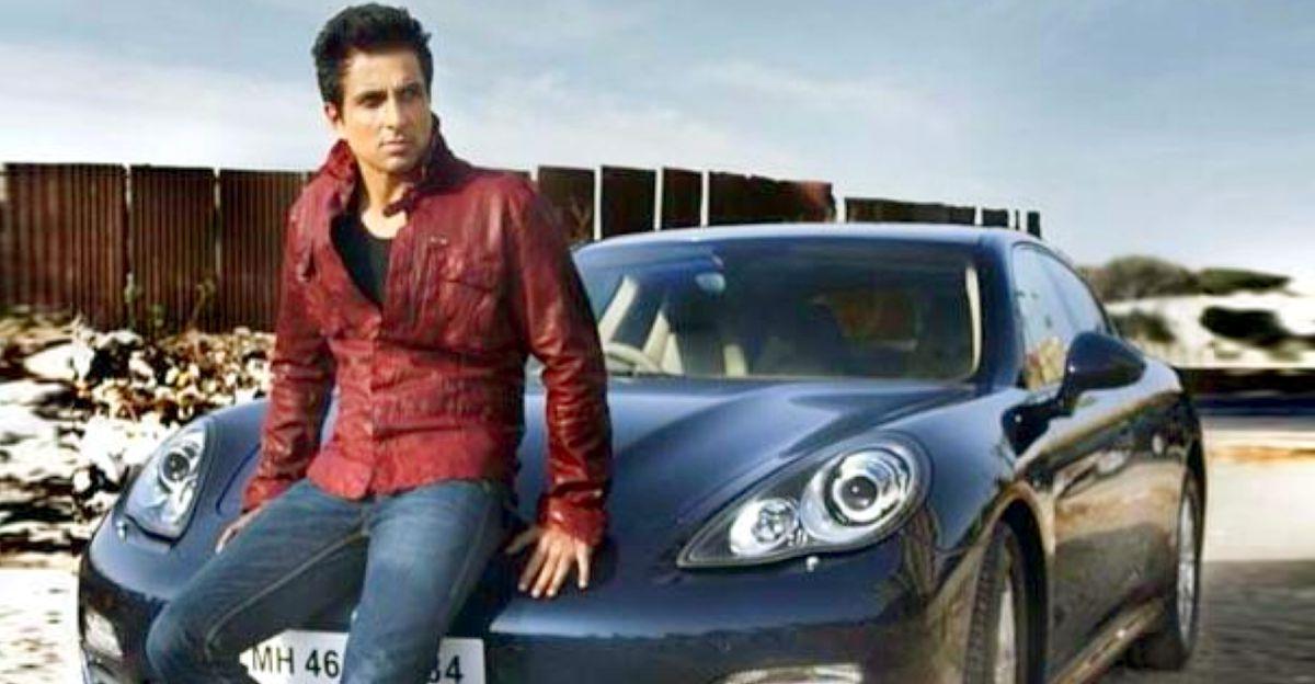 Real life hero Sonu Sood: The cars that drive him!