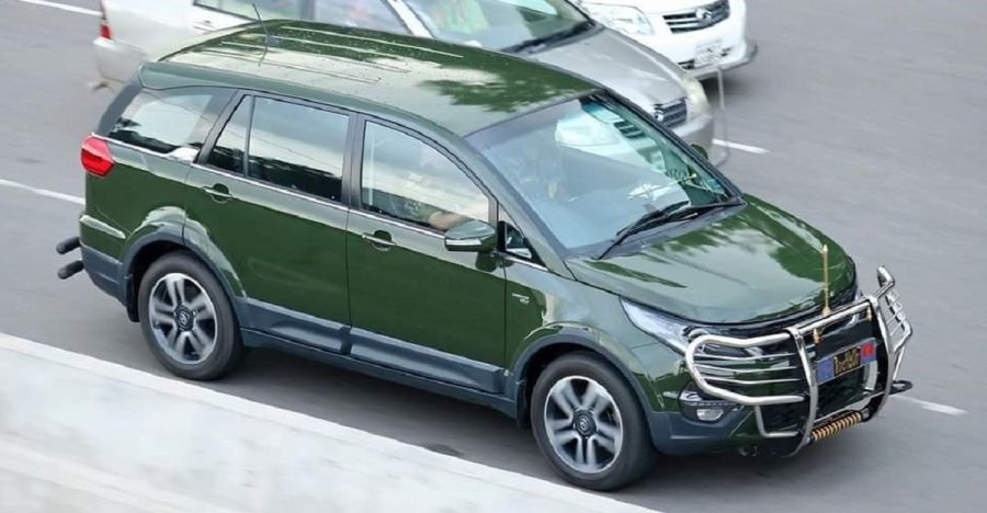 Made-in-India Tata Hexa is now 'official SUV' for Bangladesh Army