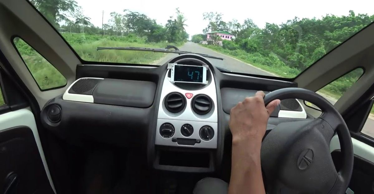 Tata Nano converted into an EV: Check it out [Video]