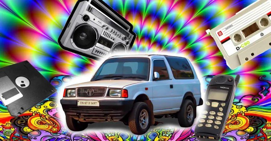 10 FORGOTTEN Tata cars & SUVs