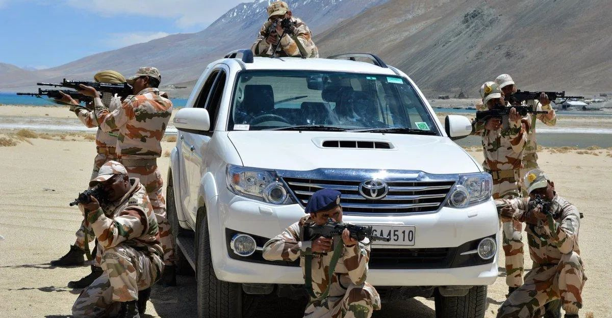 Cars & SUVs used by the Indian Army & other paramilitary forces: Tata Safari Storme to Toyota Fortuner