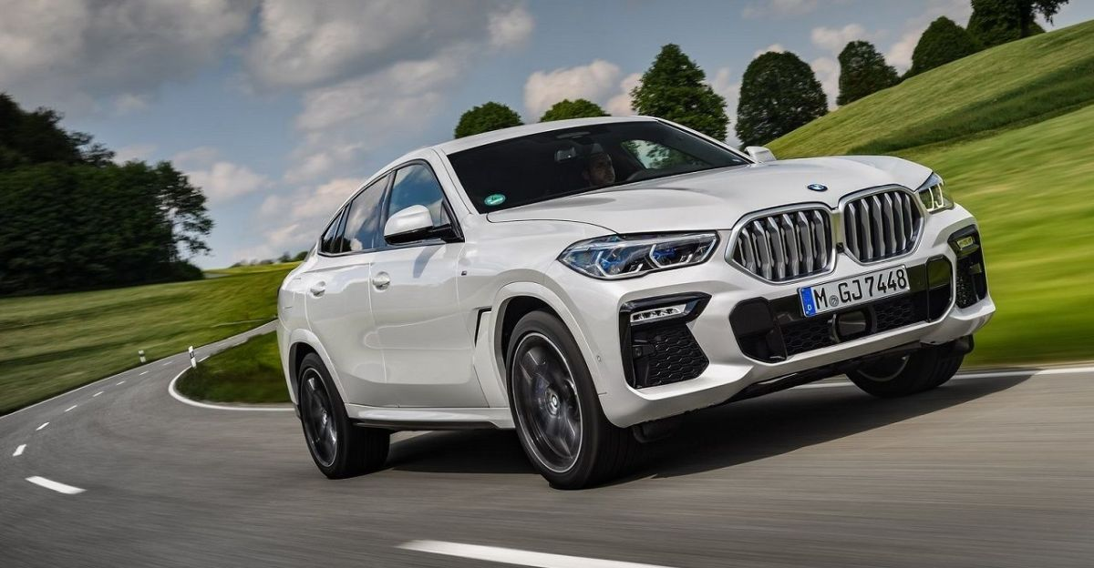 BMW launches the all-new X6 high-performance luxury SUV at Rs 95 lakh