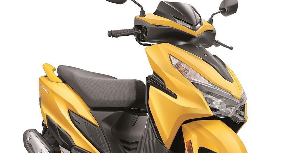 Honda Grazia 125 BS6 automatic scooter launched: Prices start from Rs. 73,336