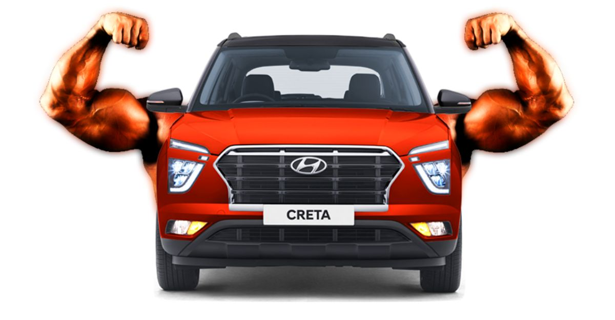 Hyundai Creta is now India's BEST selling car, for first time ever