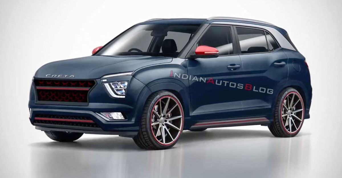 All-new Hyundai Creta  imagined as a sporty low rider [Video]