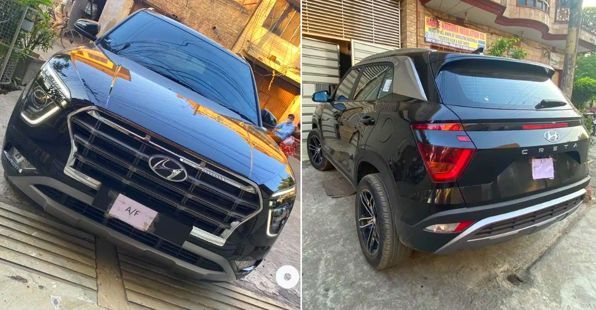 All-new Hyundai Creta hits the used car market: First 2 examples here!