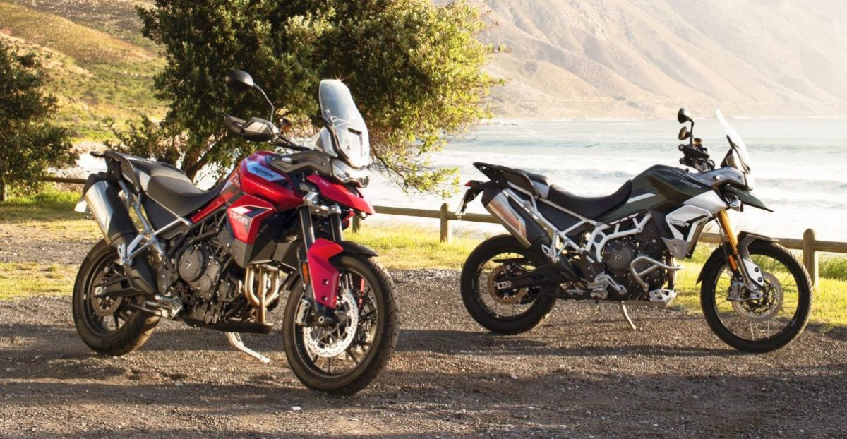 All-new Triumph Tiger 900 adventure superbike launched in India