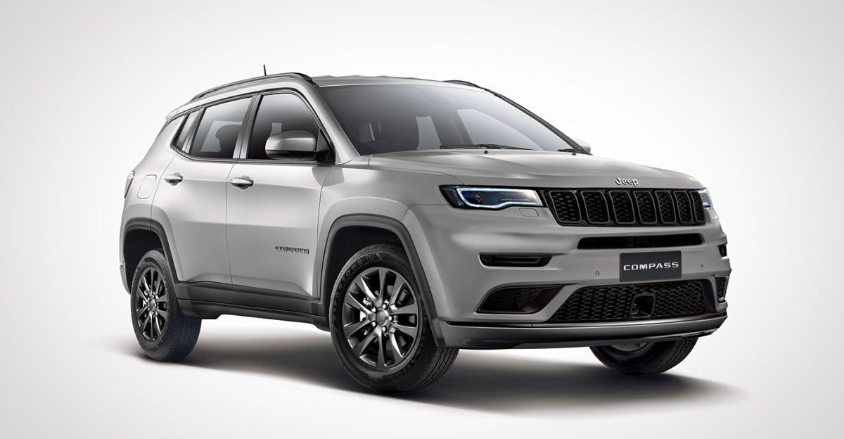 Jeep Compass Facelift: What it could look like