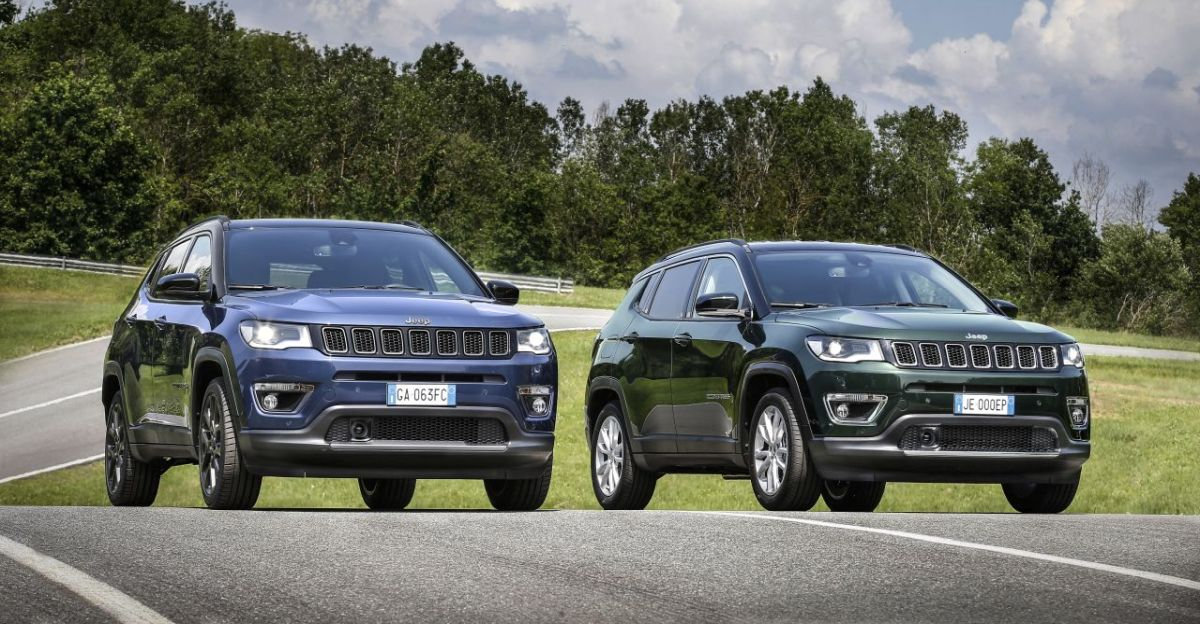 2021 Jeep Compass Facelift revealed: Gets a new turbo petrol engine