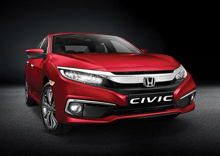 Honda Civic BS6 Diesel launched in India: Prices start from Rs. 20.75 lakh
