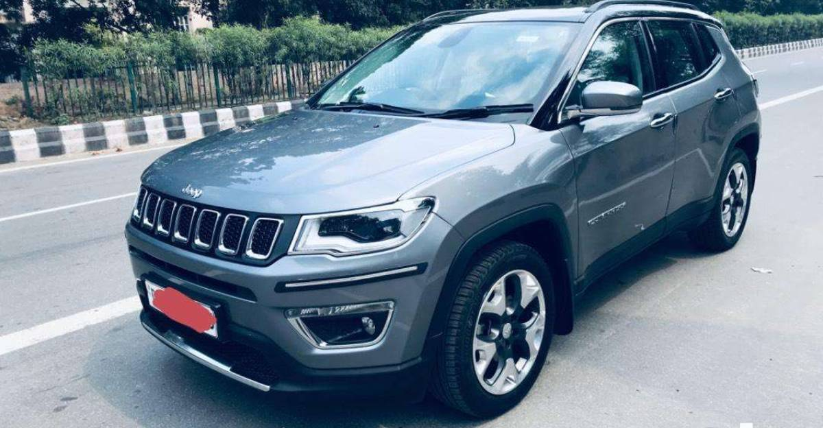 3 less-driven Jeep Compass Limited Plus for sale: CHEAPER than new, under warranty