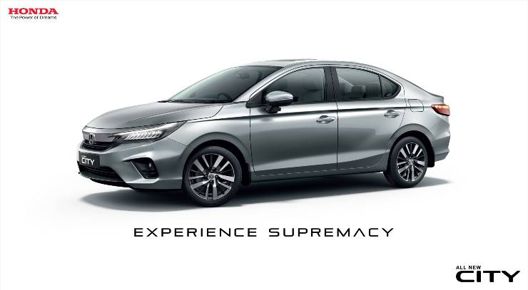 2020 India-spec Honda City unveiled: Launch in July