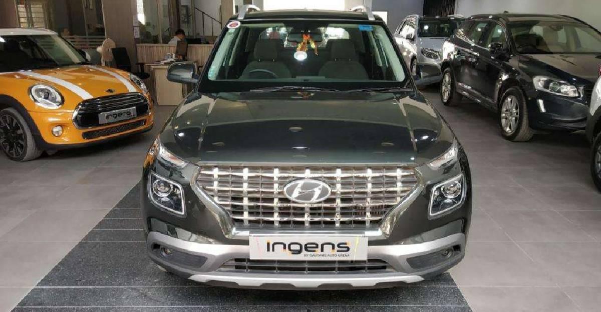 Used Hyundai Venue sub-4m SUVs: Under warranty and almost-new