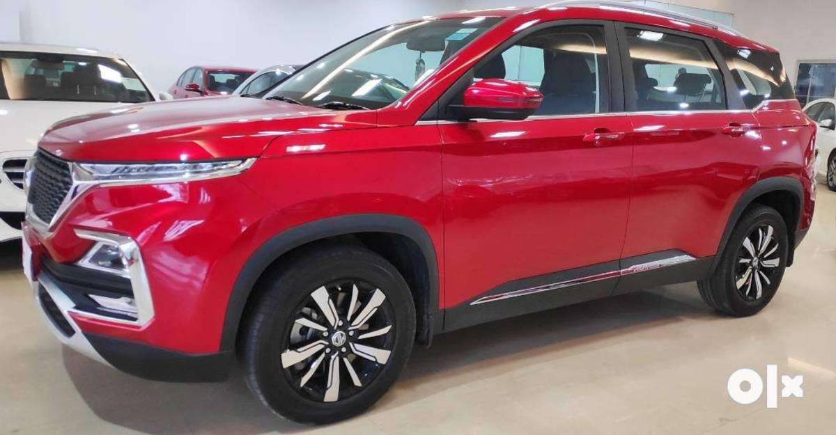 2020 used MG Hector petrol-automatic SUVs for sale: SKIP the waiting period