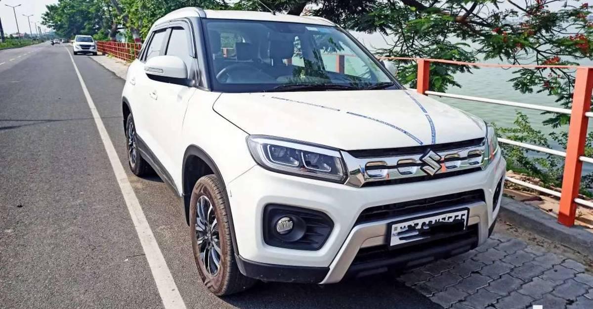 Used 2020 Maruti Suzuki Vitara Brezza petrol for sale: Less than 1,000 km done