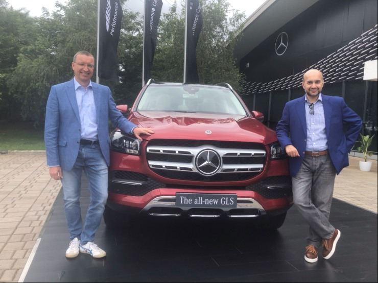 Mercedes-Benz India launches third generation GLS luxury SUV