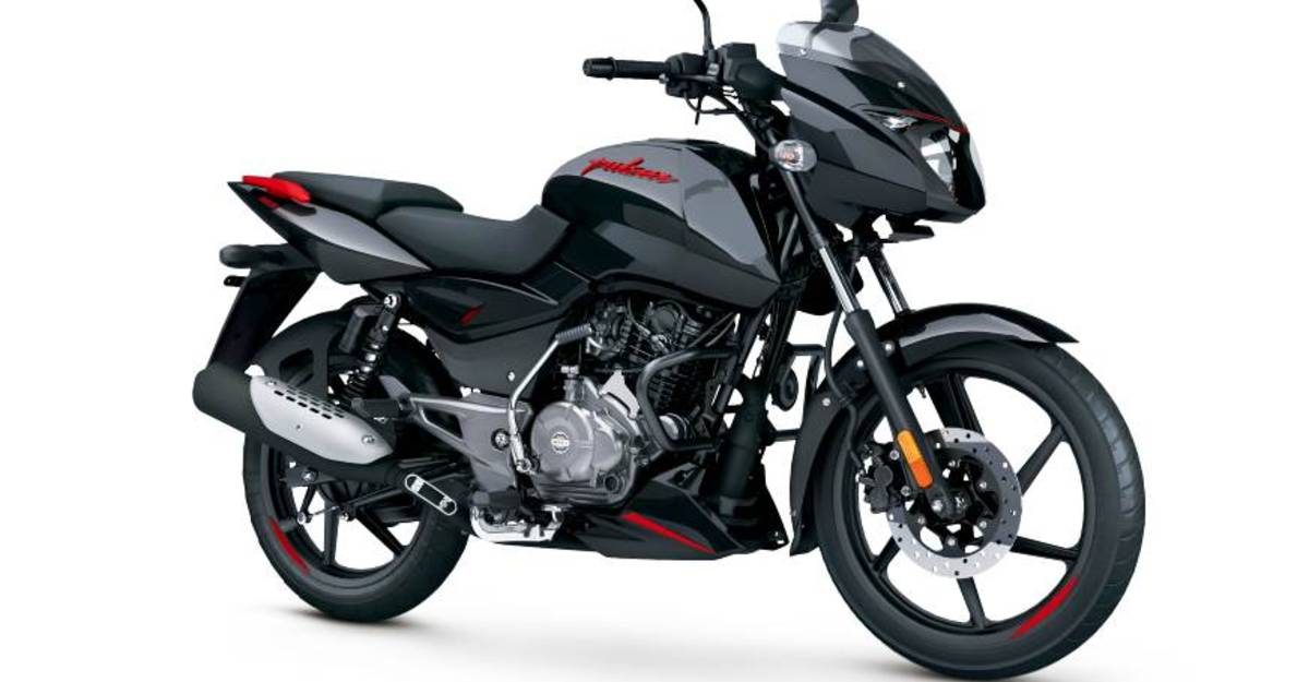Bajaj Pulsar 125 with split seat launched in India