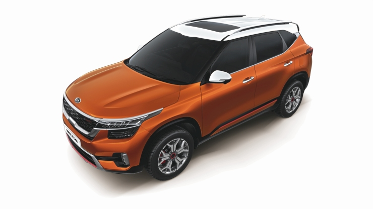 Kia Motors India sells over 7,200 units of the Seltos and Carnival in June 2020