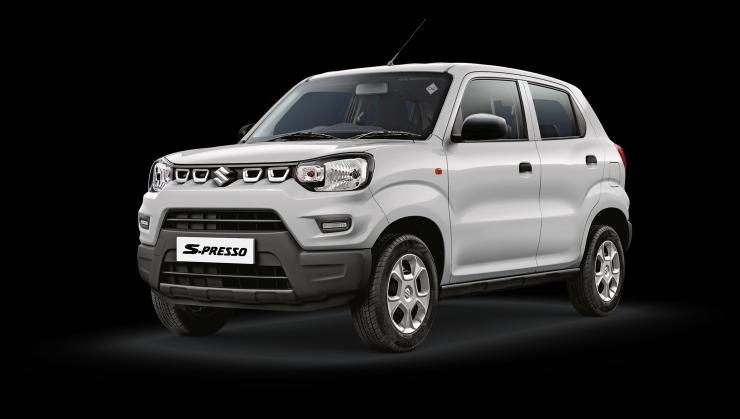 Maruti Suzuki S-Presso S-CNG BS6 launched