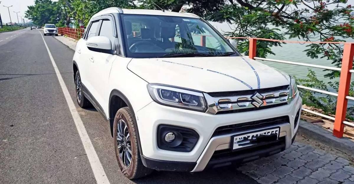2020 used Maruti Suzuki Vitara Brezza petrol for sale: No WAITING period