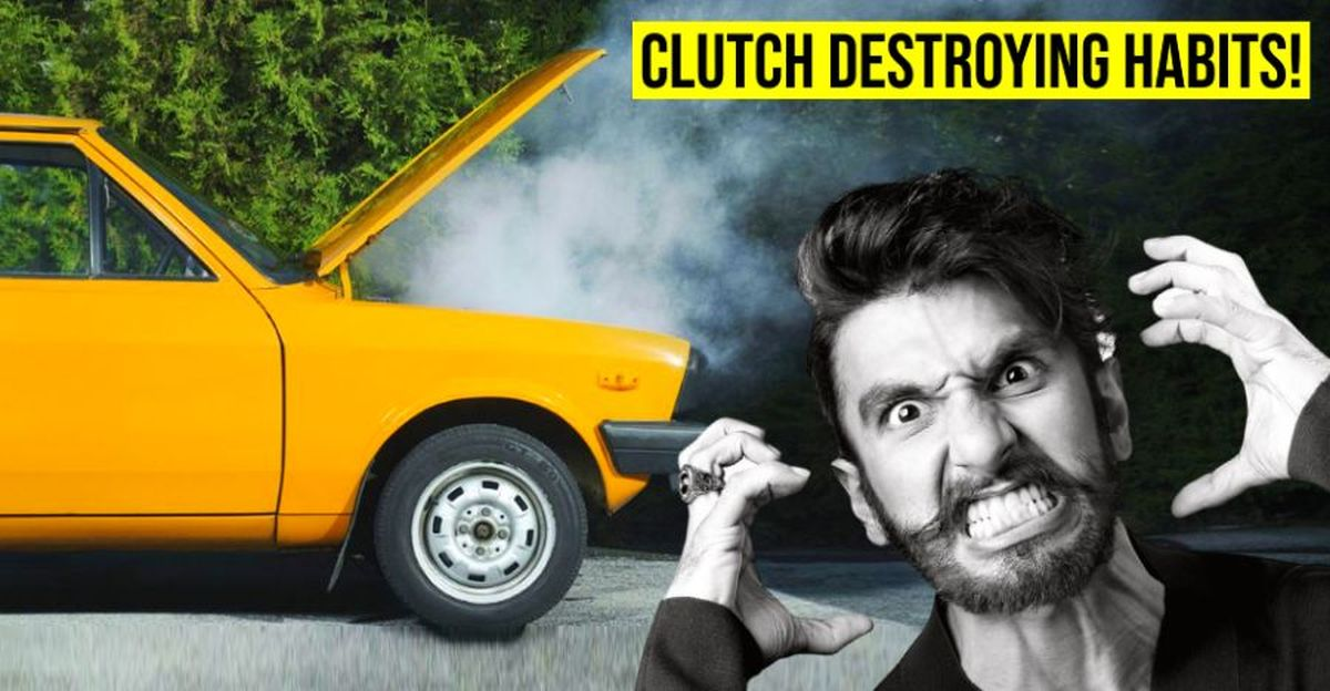 6 BAD habits that will destroy your car's clutch