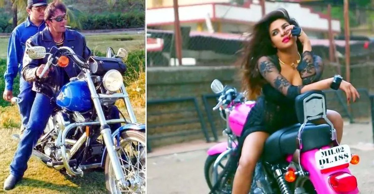 Famous Harley Davidson owners of India