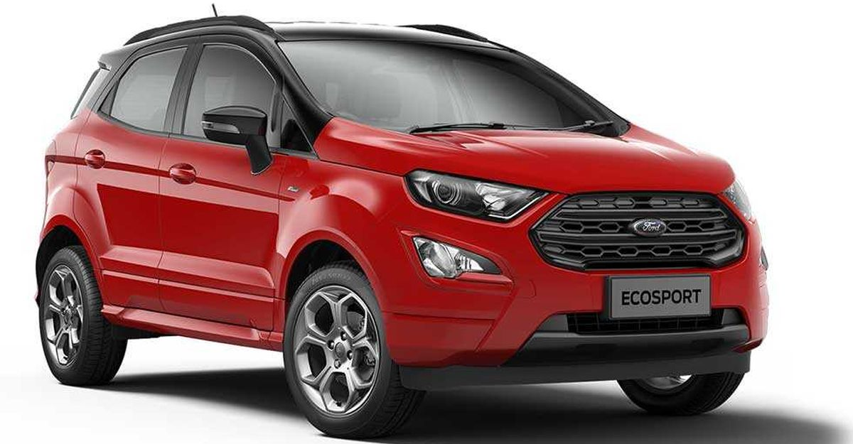 Ford EcoSport will soon get a 1.2 litre turbo petrol engine from Mahindra XUV300