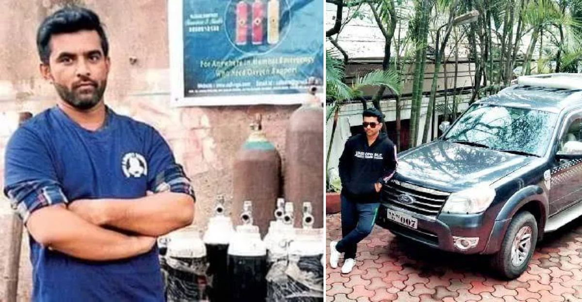 Ford Endeavour owner sells his SUV to purchase & distribute oxygen cylinder for COVID patients [Video]