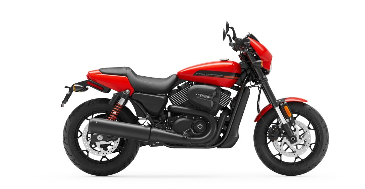 Harley Davidson Street Rod gets a whopping Rs. 90,000 price cut