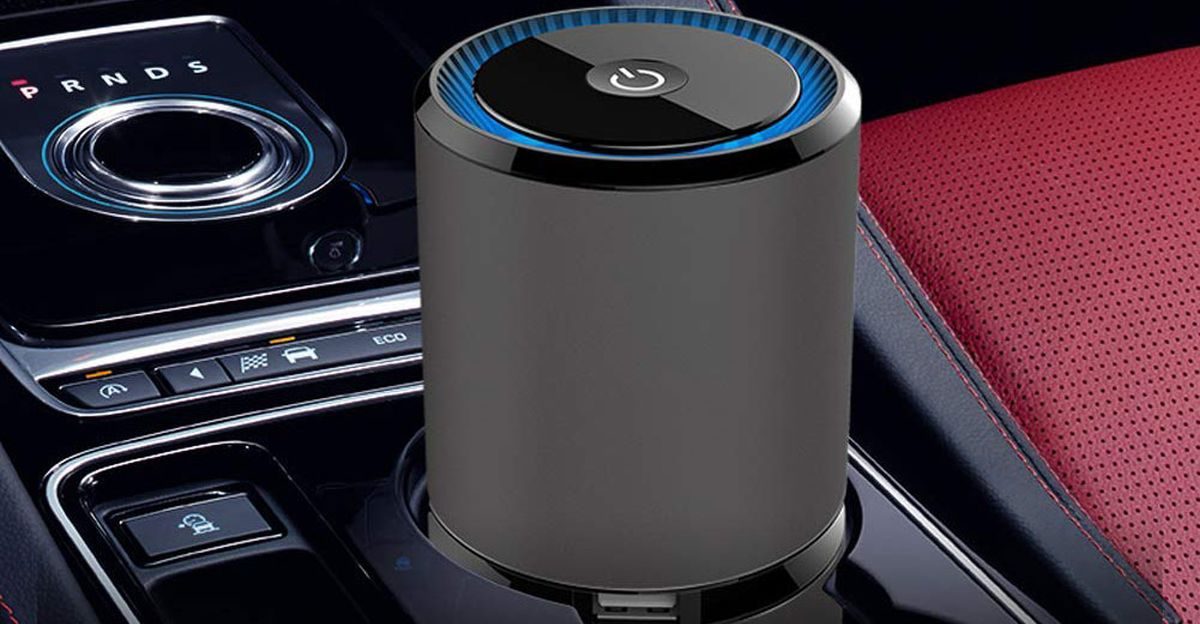 5 affordable HEPA air purifiers that'll make your car Corona-PROOF!