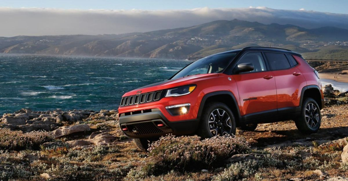 Now buy a USED Jeep Compass SUV directly from Jeep India