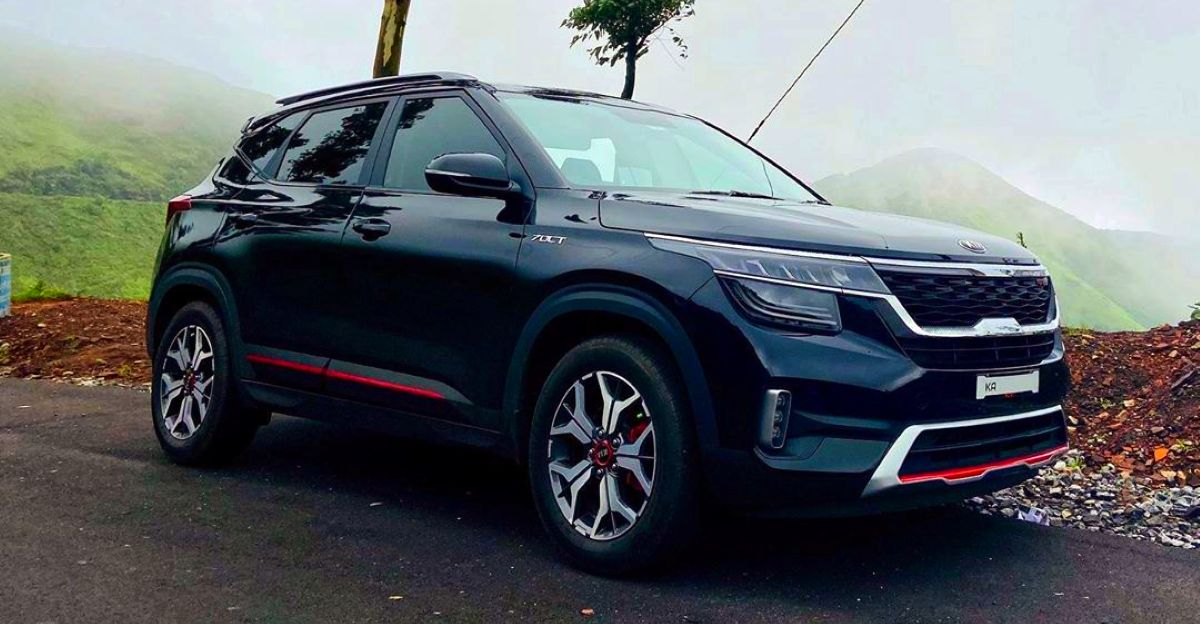 This modified Kia Seltos GT Line turbo petrol SUV makes 170 Bhp: More powerful than BIGGER SUVs