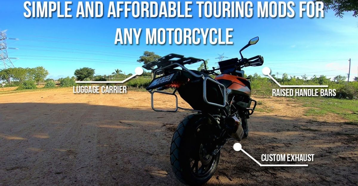 India's first modified KTM Adventure 390 is here [Video]