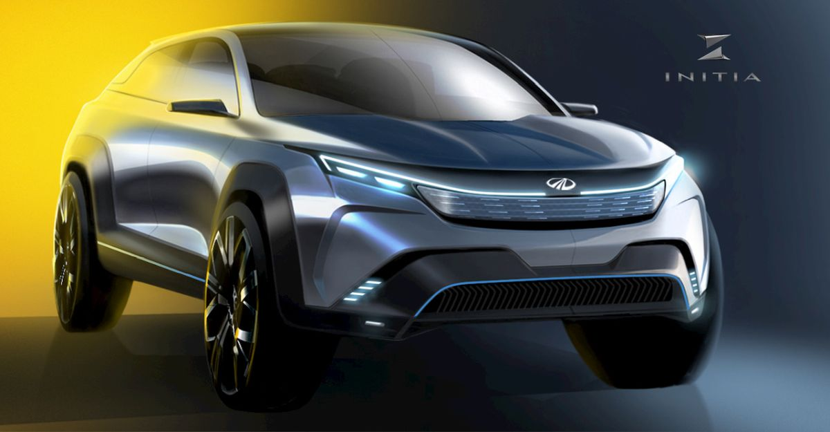 Mahindra XUV300 electric coupe SUV imagined: Like what you're seeing?