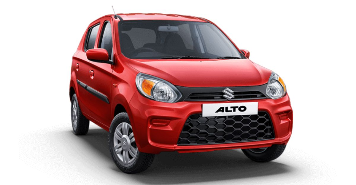 Maruti Suzuki Alto is India's best-selling car for 16 years: Nearly 4 million sold