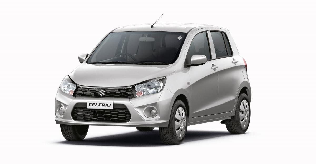 Maruti Suzuki Celerio CNG launched in India