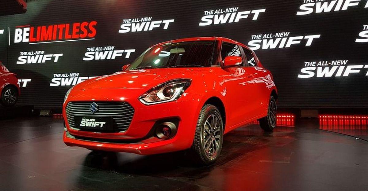 Maruti Suzuki Swift turns 15 in India: More than 2.2 million units sold