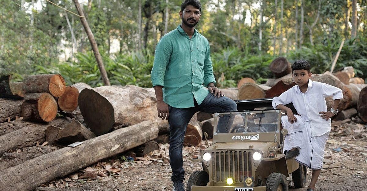 Man builds fully functional Willy's Jeep for his kids: Anand Mahindra is very impressed [Video]