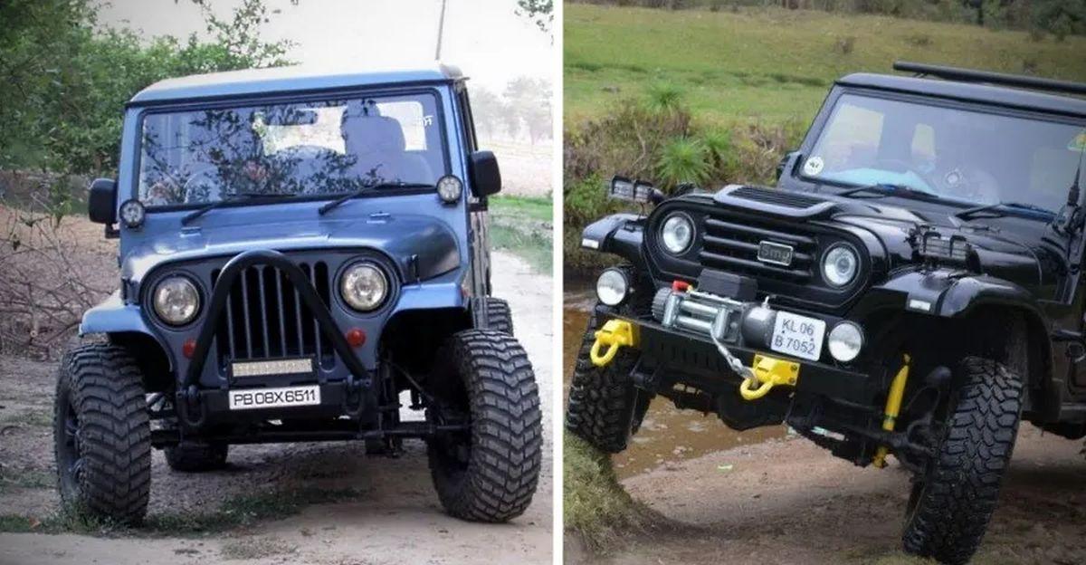 5 tastefully modified Mahindra Armada SUVs from across India