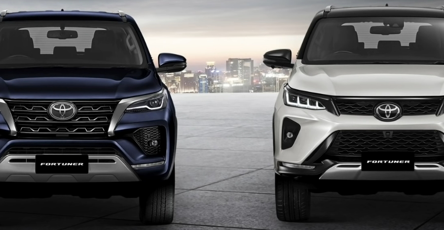 2020 Toyota Fortuner facelift: CHANGES listed in a video
